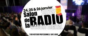 Opération Salon de la Radio 2K19